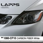 1080-CF10 Carbon Fiber White