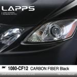 1080-CF12 Carbon Fiber Black