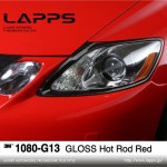 1080-G13 Gloss Hot Rod Red
