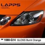 1080-G14 Gloss Burnt Orange