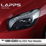 1080-G203 Gloss Red Metallic