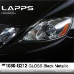 1080-G212 Gloss Black Metallic