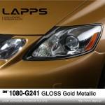 1080-G241 Gloss Gold Metallic