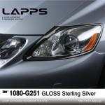 1080-G251 Gloss Sterling Silver