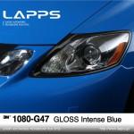 1080-G47 Gloss Intense Blue