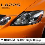 1080-G54 Gloss Bright Orange