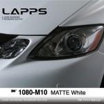 1080-M10 Matte White