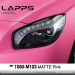 1080-M103 Matte Pink