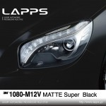 1080-M12V Matte Super Black