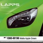 1080-M196 Matte Apple Green