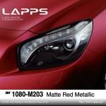 1080-M203 Matte Red Metallic