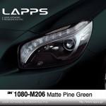 1080-M206 Matte Pine Green