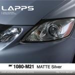 1080-M21 Matte Silver