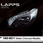 1080-M211 Matte Charcoal Metallic