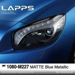 1080-M227 Matte Blue Metallic