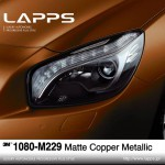 1080-M229 Matte Copper Metallic