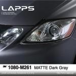 1080-M261 Matte Dark Gray