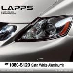 サテンホワイトアルミニウム Satin White Aluminumk