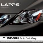 サテンダークグレイ Satin Dark Gray