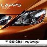 フェアリーオレンジ Fiery Orange