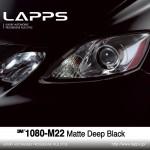 マットディープブラック Matte Deep Black